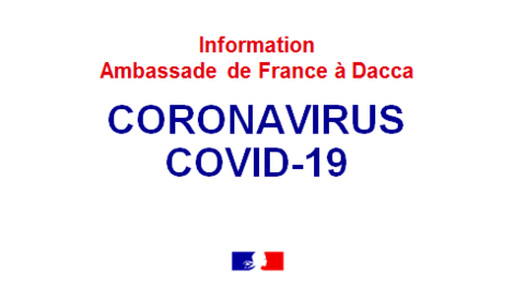 Coronavirus wikipedia en francais