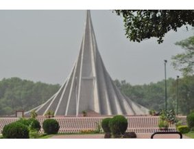 National Memorial à Savar