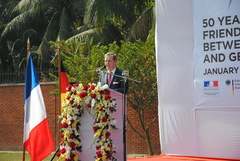Speech of the German Ambassador Dr. Albrecht Conze - JPEG