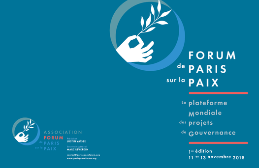 Forum de Paris sur la Paix 2018